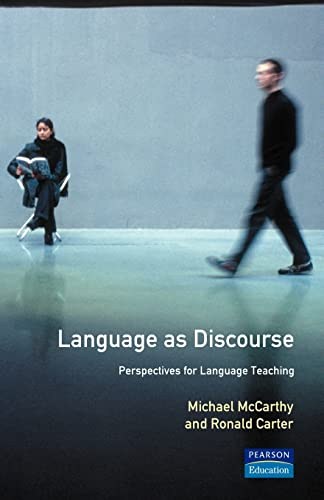 Language as Discourse: Perspectives for Language ... by Ronald Carter 0582084245