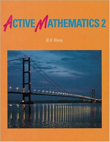 Active Mathematics Pupils Book 2 By Viv Hony