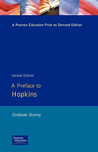 A Preface to Hopkins By Graham Storey