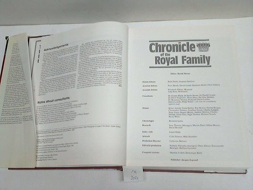 Chronicle of the Royal Family