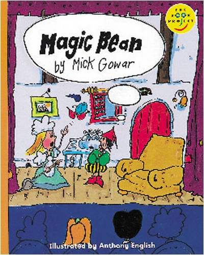 Magic Bean Read-On By Mick Gowar