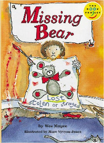 Missing Bear Read-On By Wes Magee