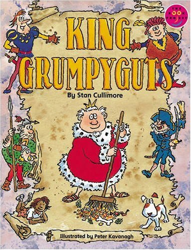 King Grumpyguts New Readers Fiction 2 By Stan Cullimore