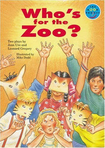 Who's for the Zoo Independent Readers Fiction 3 (LONGMAN BOOK PROJECT) By Jean Ure