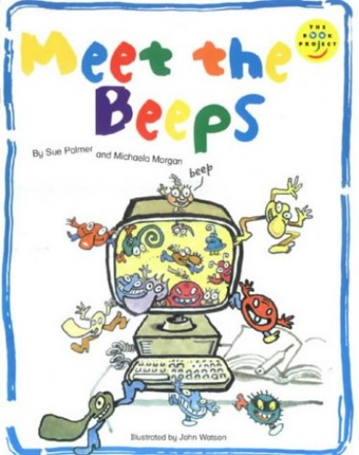 Meet the Beeps By Sue Palmer