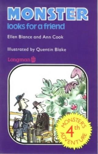 Monster Books By Ellen Blance