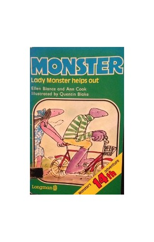 Monster Books: Bk. 14: Lady Monster Helps Out by Ellen Blance