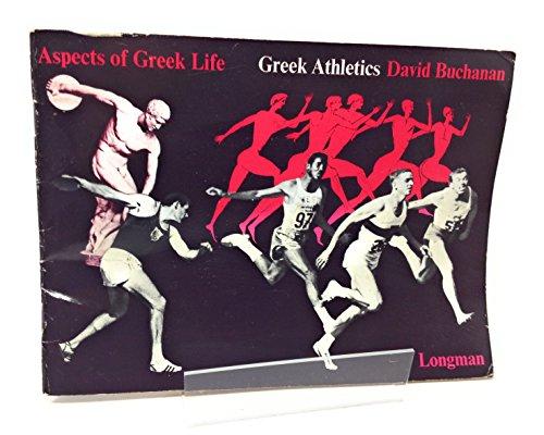 Greek Athletics By David Buchanan