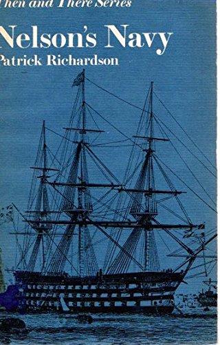 Nelson's Navy By Patrick Richardson
