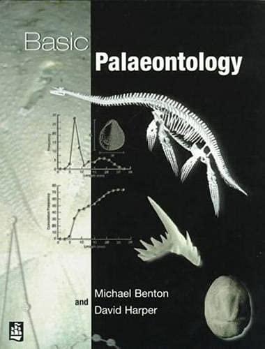 Basic Palaeontology By M.J. Benton