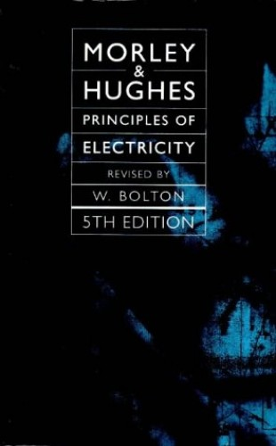 Principles of Electricity by Arthur Morley