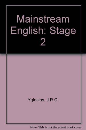 Mainstream English By J.R.C. Yglesias