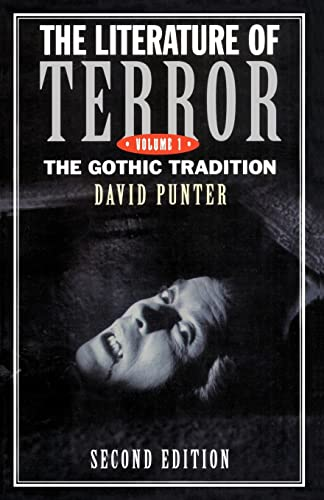 The Literature of Terror: Volume 1 By David Punter