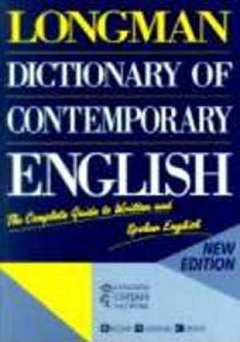 Longman Dictionary of Contemporary English International Students Edition 3rd Edition By Della Summers