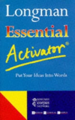 Longman Essential Activator Paper By Longman