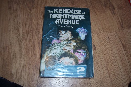 Ice House of Nightmare Avenue By Terry Deary