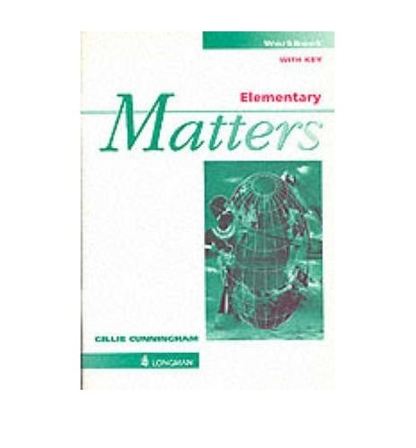 Elementary Matters Workbook With Key By Jan Bell