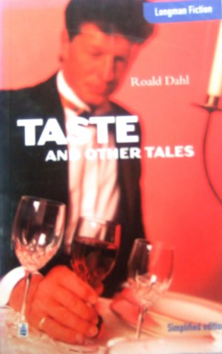 Taste and Other Tales By Roald Dahl