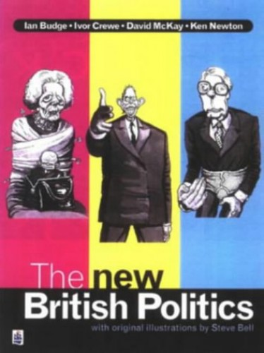 The New British Politics By Ian Budge