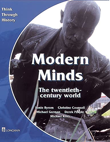 Modern Minds the twentieth-century world Pupil's Book By Jamie Byrom