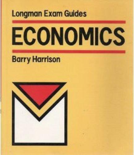 Economics by Barry Harrison