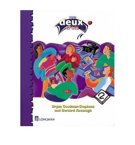 Un deux trois Student's Book 2 By Bryan Goodman-Stephens