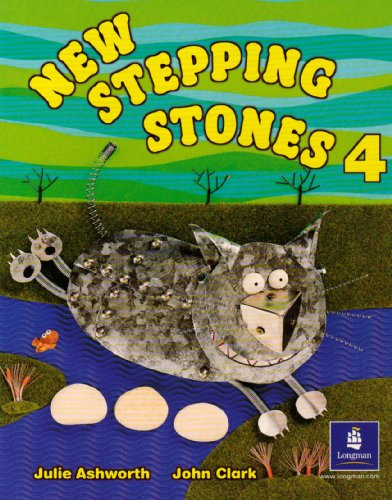 New Stepping Stones Coursebook 4 Global By Julie Ashworth