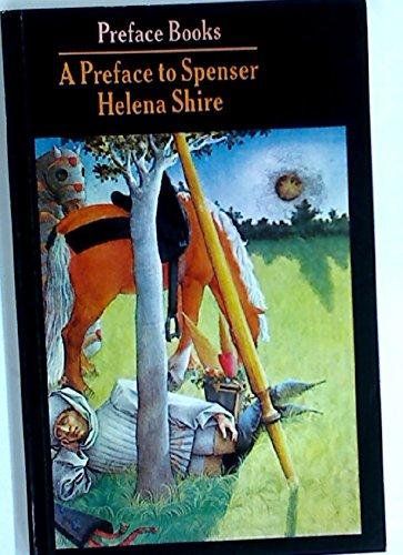 A Preface to Spenser By Helena Mennie Shire
