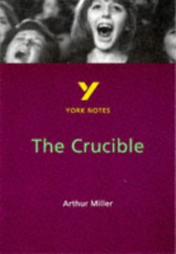 The Crucible By Dennis Welland