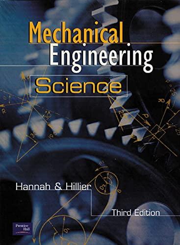 Mechanical Engineering Science By John Hannah