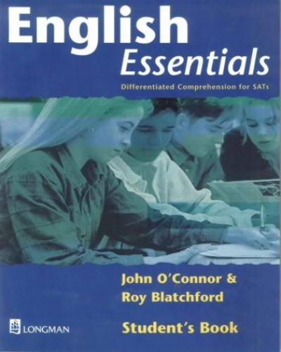English Essentials Pupil's Book Paper By John O'Connor