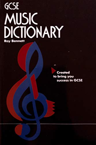 Music Dictionary By R. Bennett