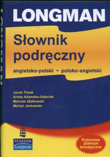 Longman English-Polish/Polish-English Dictionary Flexi Paper By Jacek Fisiak