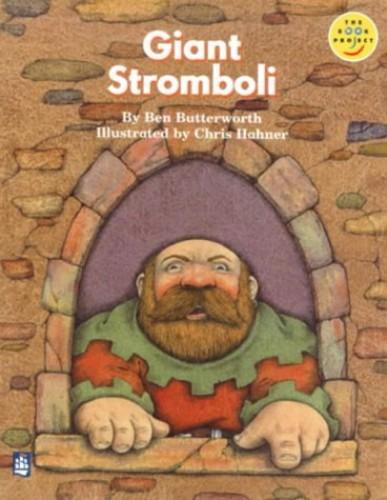 Giant Stromboli Read On By Ben Butterworth