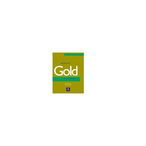 CAE Gold Course Book By Richard Acklam