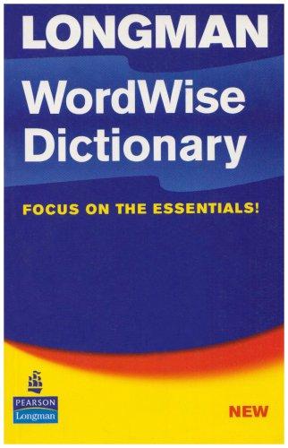 Longman Wordwise Dictionary British English Edition