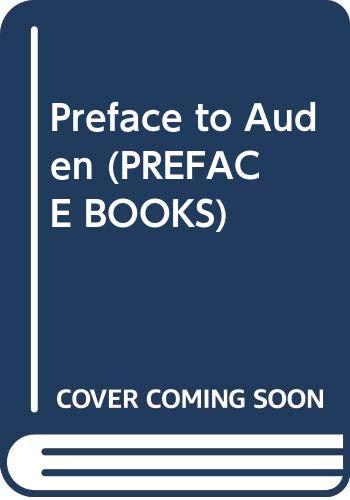 A Preface to Auden By Allan E. Rodway