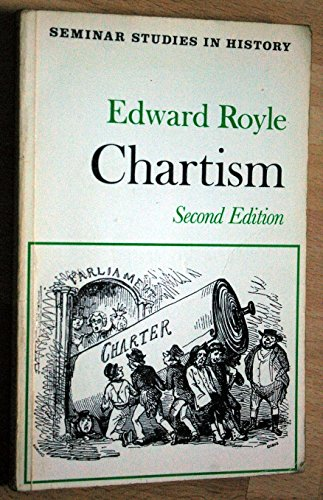 Chartism By Edward Royle