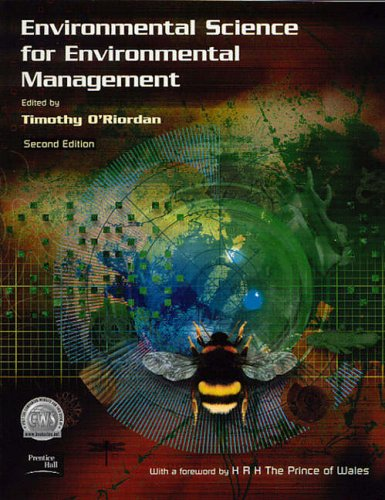 Environmental Science for Environmental Management by Timothy O'Riordan
