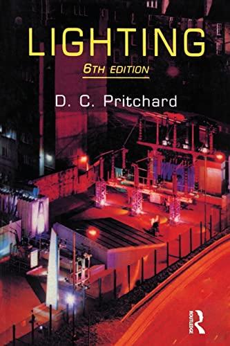 Lighting By D. C. Pritchard