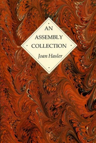 An Assembly Collection By J. Hasler
