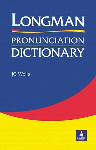 Longman Pronunciation Dictionary Paper New Edition By John Wells