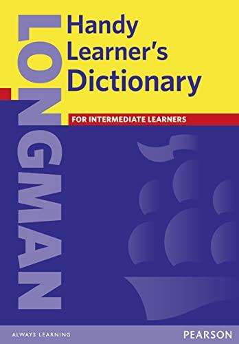 Longman Handy Learner's Dictionary NE Paper By Longman