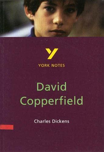 David Copperfield (York Notes) By Bernard Haughey