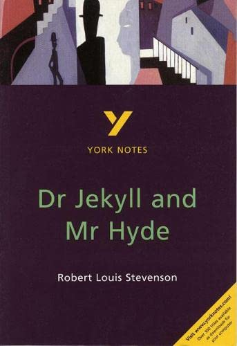 Dr Jekyll and Mr Hyde: York Notes for GCSE By Tony Burke