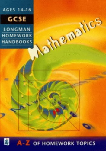 Longman Homework Handbook: GCSE Mathematics By Brian Speed