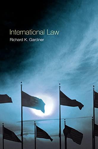 International Law By Richard Gardiner