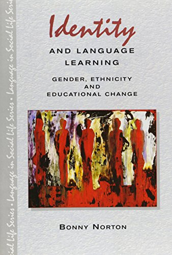 Identity and Language Learning By Bonny Norton