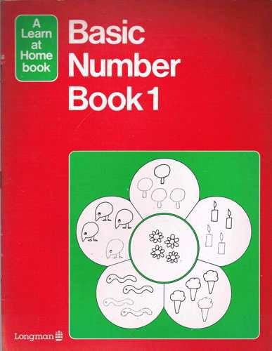 Basic Number Book By Elizabeth Adams
