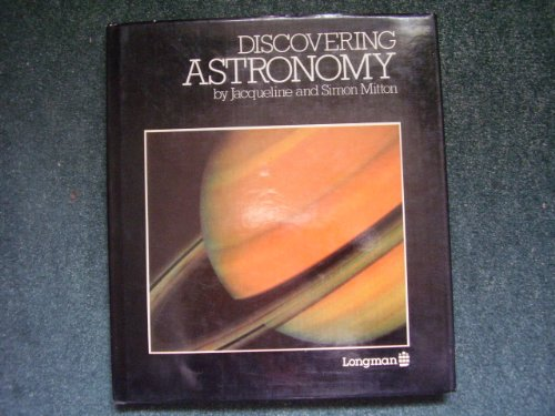 Discovering Astronomy (DB) By Simon Mitton